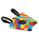 Travelon Set of 2 Luggage Tags - Puzzles and Swirls