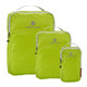 Eagle Creek Pack-It Specter Cube Set XS/S/M - Strobe Green