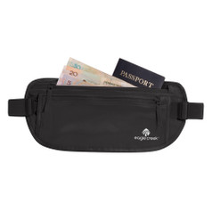 Eagle Creek Silk Undercover Money Belt - Black