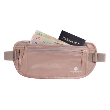 Eagle Creek Silk Undercover Money Belt - Rose