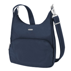 Travelon Anti-Theft Classic Essential Messenger Bag - Midnight