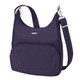 Travelon Anti-Theft Classic Essential Messenger Bag - Purple