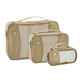 Eagle Creek Pack-It Original Cube Set - XS/S/M - Tan