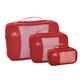 Eagle Creek Pack-It Original Cube Set - XS/S/M - Red Fire
