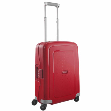 Samsonite S'Cure Spinner Carry-On - Crimson Red