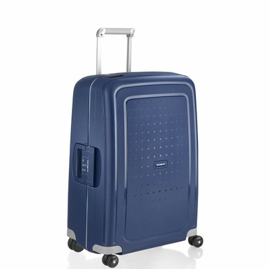 Samsonite S'Cure Spinner Medium - Dark Blue