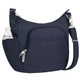 Travelon Anti-Theft Classic Crossbody Bucket Bag - Midnight