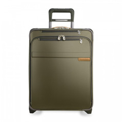 "Briggs & Riley Baseline 21"" Intl Carry-On Exp. Upright - Olive"