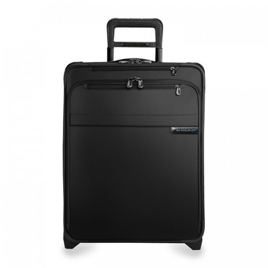 "Briggs & Riley Baseline 21"" Intl Carry-On Exp. Upright - Black"