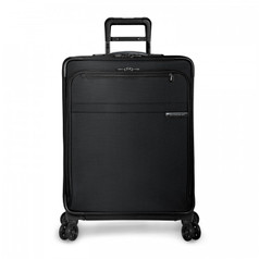 Briggs & Riley Baseline Medium Expandable Spinner - Black