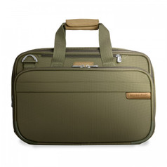 Briggs & Riley Baseline Expandable Cabin Bag - Olive