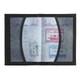 Lewis N Clark RFID Passport Case - Black