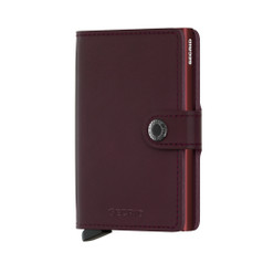 Secrid Miniwallet, Original - Bordeaux