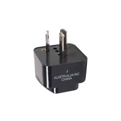 Austin House Adaptor Grounded to Australia/NZ