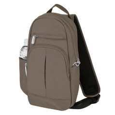 Travelon Anti-Theft Classic Light Sling - Mocha