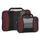 Eagle Creek Pack-It Original Compression Cube Set - S/M - Tribal Irregularity Red