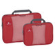 Eagle Creek Pack-It Original Compression Cube Set - S/M - Red Fire