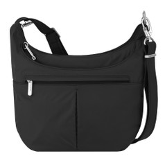 Travelon Anti-Theft Classic Slouch Hobo - Black