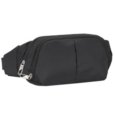 Travelon Anti-Theft Classic Slim Waist Pack - Black