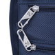 Travelon Anti-Theft Classic Slim Double-Zip Crossbody - Midnight