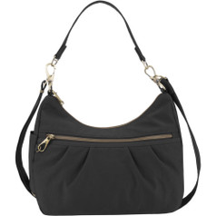 Travelon Anti-Theft Signature Hobo - Black