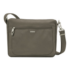 Travelon Anti-Theft Classic Small EW Crossbody - Nutmeg