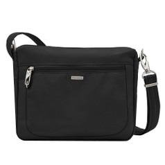 Travelon Anti-Theft Classic Small EW Crossbody - Black