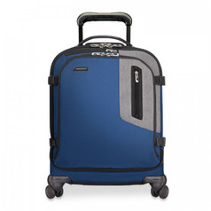 "Briggs & Riley BRX Explore 21"" Intl Wide-body Spinner - Navy"