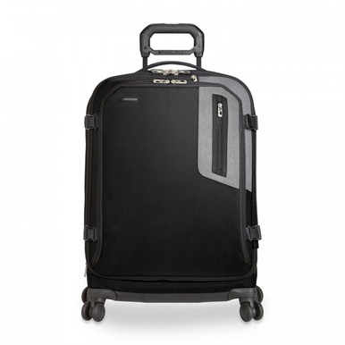 "Briggs & Riley BRX Explore 26"" Medium Exp. Spinner - Black"