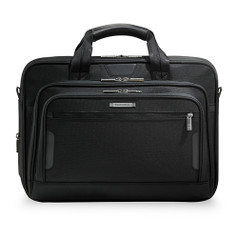 Briggs & Riley @Work Medium Expanded Brief - Black