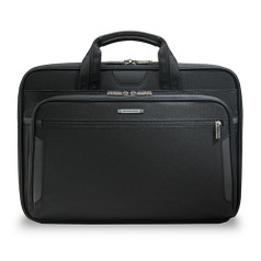 Briggs & Riley @Work Large Expanded Brief - Black
