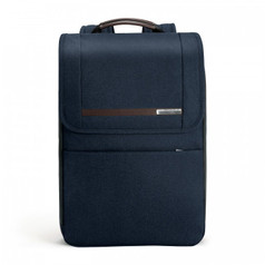 Briggs & Riley Kinzie Street Flap Over Backpack - Navy