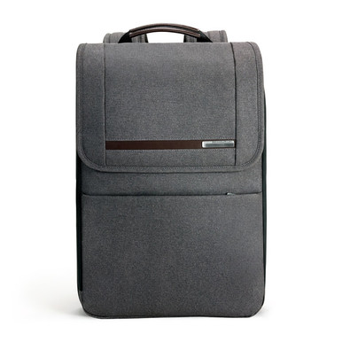 Briggs & Riley Kinzie Street Flap Over Backpack - Grey