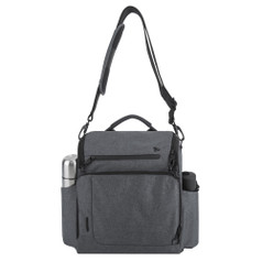 Travelon Anti-Theft Urban N/S Tablet Messenger - Slate