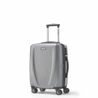 Samsonite Pursuit DLX Spinner Carry-On Widebody - Silver