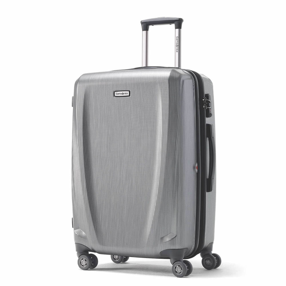 e1cede7f8 Samsonite Pursuit DLX Spinner Large - Black. See 6 more pictures