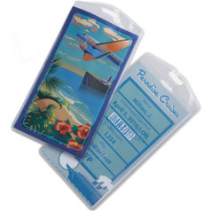 Smooth Trip Cruise ID Tags (2-Pack)