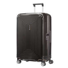 Samsonite Neopulse Spinner Medium - Metallic Black