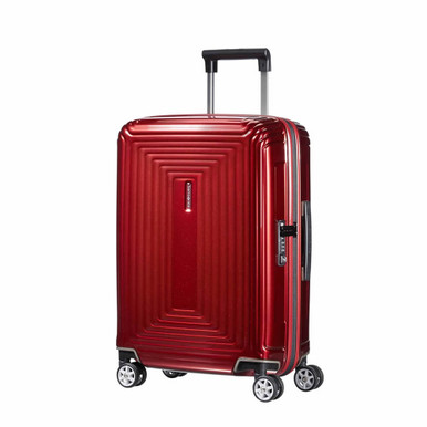 Samsonite Neopulse Spinner Carry-On - Metallic Red