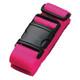 Lewis N Clark Neon Luggage Belt - Pink