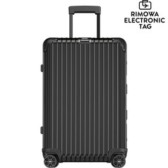 "Rimowa Topas Stealth - 26"" Multiwheel - 63.5L - Electronic Tag"