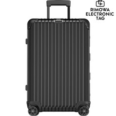 "Rimowa Topas Stealth - 32"" Multiwheel - 97.5L - Electronic Tag"