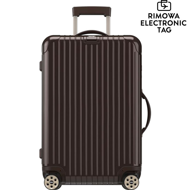 Rimowa Salsa Deluxe 30 Multiwheel 86 5l Electronic Tag Travelsmarts Luggage Accessories