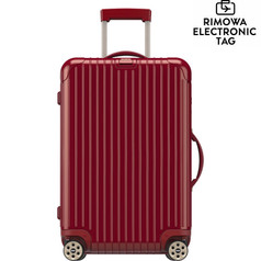 "Rimowa Salsa Deluxe - 26"" - Oriental Red"