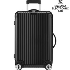 "Rimowa Salsa Deluxe - 32"" Multiwheel, Electronic Tag - Glossy Black"