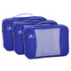 Eagle Creek Pack-It Original Cube Set - M/M/M - Blue Sea