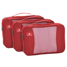 Eagle Creek Pack-It Original Cube Set - M/M/M - Red Fire