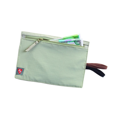 Lewis N Clark RFID Hidden Travel Wallet - Tan