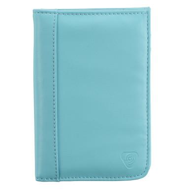 Lewis N Clark RFID-Blocking Passport Wallet - Aqua