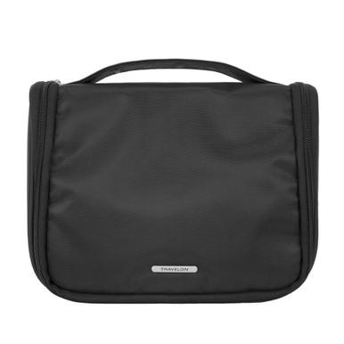 Travelon Essential Hanging Toiletry Kit - Black